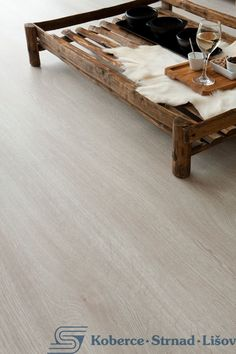 Vinylová podlaha Gerflor rolové PVC s filcem HQR • 1420 Legend white
