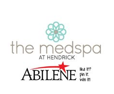 """8.Hendrick Med Spa Renewal:  Take time for you and live the mission of the Med Spa: """"to inspire you to heal your body, mind and soul."""" Enjoy the peaceful and environment and classic spa treatments, cosmetic procedures and more: you pick! This $100 gift card to the spa should put you well on your way to tranquility!  Isn't Abilene very, very Pinterest-ing?  Re-pin to win!"""