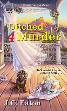 Nov 28. Ditched 4 Murder (Sophie Kimball Mystery) by J.C. Eaton https://www.amazon.com/dp/1496708571/ref=cm_sw_r_pi_dp_x_jmUWybG6HE0BV