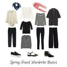une femme d'un certain âge |Advance Planning: Spring Travel Wardrobe For Europe