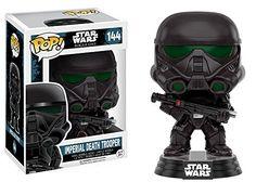 Star Wars Rogue One Funko POP! Vinyls Rebel Alliance & Galactic Empire Are NOT Far, Far Away -  #funko #rogueone #starwars