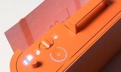 簡單直接的直立式印表機 | MyDesy 淘靈感