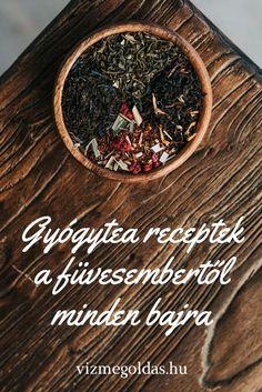 Gyógytea receptek a füvesembertől minden bajra Wood Watch, Minden, Healthy, Wooden Clock, Health