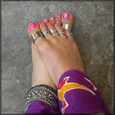 Image result for toe rings
