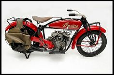 1926 Indian Scout