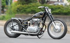 Yamaha xs650 bobber, Harriet my birthday is September 30th