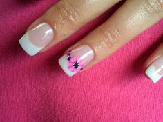 Nails....every girl loves Gerbs.