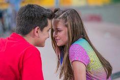 Bia e Juca dão o primeiro beijo em Chiquititas