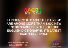Rarely known fact! Get in touch with us: Oxford English, Latest Pics, Commercial, Touch, Ads, London, Big Ben London