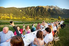 North Arm Farm Outstanding in the Field Long Table Series Pemberton