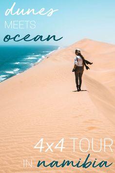 Dunes Meets Desert 4x4 Tour in Namibia #namibnaukluftnationalpark #namibia