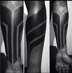 BlackWork Tattoo   74 фотографии