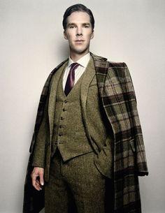 Benedict Cumberbatch by Platon for GQ UK, 2014 bildschön!