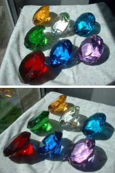 If you had all the chaos emeralds what would you do with them and why? Also pls try to be specific. :D