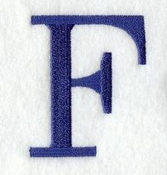 Machine Embroidery Designs at Embroidery Library! - Schoolbook Alphabet
