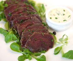 Gravat viltkött med nobissås - Powered by Venison, Japchae, Meatloaf, Recipies, Frozen, Pork, Food And Drink, Cooking Recipes, Beautiful