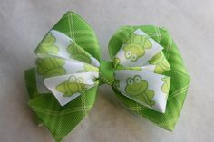 Froggy Bow