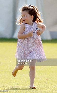 News Photo : Princess Charlotte of Cambridge attends the...