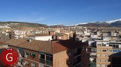 GRANADA | GENIL | Vistas de los Distritos Centro y Genil desde Mirador Privado en Distrito Zaidín.