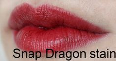 Super Staying Lip Stain - Snap Dragon Red - Morpho Cosmetics, Long Lasting Lip Stain ** Click on the image for additional details.