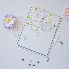Домашняя мастерская Ксении Phedra Ли: 2 BD Cards / Или простое и сложное