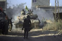 The Battle for Fallujah, Iraq