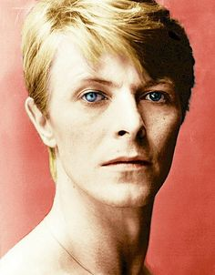 David Bowie, 1978 by Lord Snowdon.