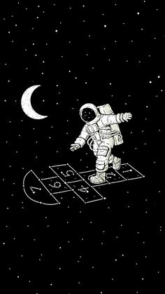 Hopscotch in Space