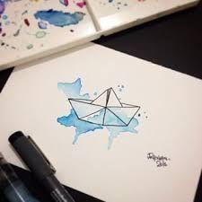 Resultado de imagem para boat the paper tattoo