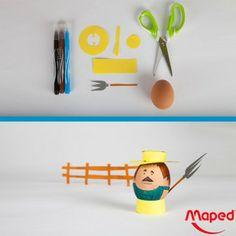 #MapedFR #Loisir #Creation #MapedCreatives #Paques #deco