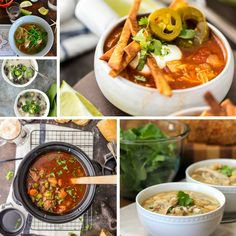 30 Slow Cooker Soups Perfect For Fall