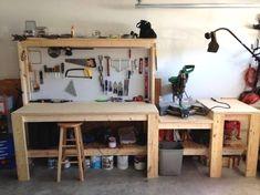 Storage In Garage- CLICK PIC for Many Garage Storage Ideas. 75763764 #garage #garageorganization