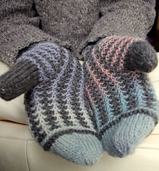 color mittens
