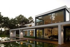 Maison design au Portugal sur