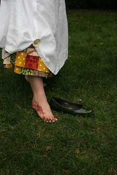 prairie girl wedding style...