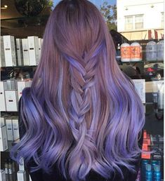 Dorable Lilac Hair Highlights Dorable Lilac Hair Highlights 30 Magical Violet Hair Color Ideas Royal Elegance in [keyword Violet Hair Colors, Hair Color Purple, Hair Dye Colors, Cool Hair Color, Pastel Purple, Pastel Hair, Periwinkle Hair, Purple Ombre, Purple Peekaboo Hair