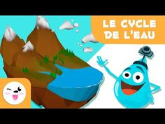 Kid Science, Teaching Science, Water Cycle For Kids, Learn Espanol, Child Smile, Educational Videos, Stories For Kids, Life Cycles, Pre School
