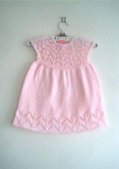 (6) Name: 'Knitting : Grace Dress - in 7 sizes