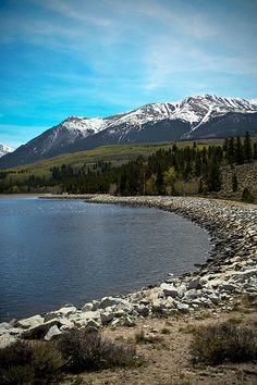 Twin Lake - Forebay
