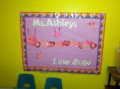 February Bulletin Board February Bulletin Boards, Valentine Bulletin Boards, Preschool Bulletin Boards, School Projects, Projects For Kids, School Ideas, K Crafts, Class Room, Student Teaching