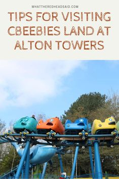 Here are out Tips for Visiting Alton Towers CBeebies Land with children of any age and getting the most from your day out. The kids will love it! Days Out For Couples, Days Out With Kids, Family Days Out, Best Family Vacations, Family Travel, Alton Towers Cbeebies Land, Alton Towers Rides, Tree Fu Tom, Biggest Roller Coaster