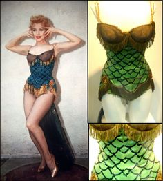 "Marilyn Monroe's costume from Bus stop. Was recently featured on syfy's ""Hollywood treasure"" and sold at auction for over $300,000"