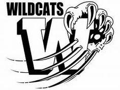 wildcat clipart free wildcat image vector clip art online rh pinterest com