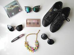 New In - slnečné okuliare, tenisky Puma, Beyonce Lemonade, The Blushed Nudes, Rimmel maskara, farebný náhrdelník Rimmel, Maybelline, Blushes, Beyonce, Lifestyle, Sunglasses, Fashion, Moda, Fashion Styles