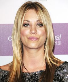 kaley cuoco hair | Kaley Cuoco Hairstyle - Casual Long Straight - 9349 | TheHairStyler ...
