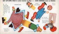 mother goose paper toy - Google-søk