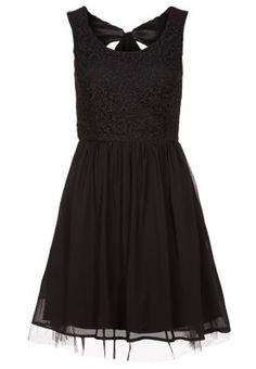 CARINA - Cocktailkleid / festliches Kleid - black