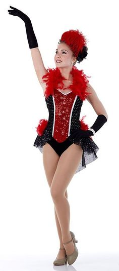 STARLIGHT Showgirl Tap Jazz Dancewear Ice Skating Dance Costume Child Sizes NEW #Cicci