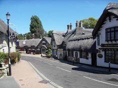 Isle of Wight, Shanklin
