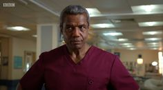 Holby City Ric (Hugh Quarshie) got involved with hospital politics Holby City, Unfinished Business, Politics, Political Books